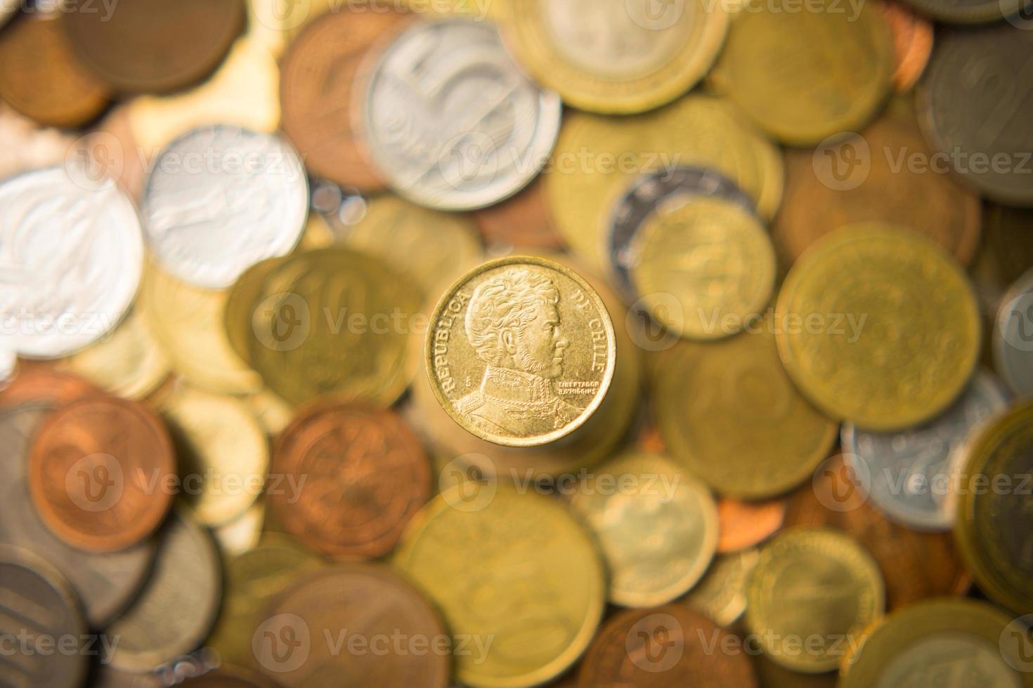 Chilean Peso photo