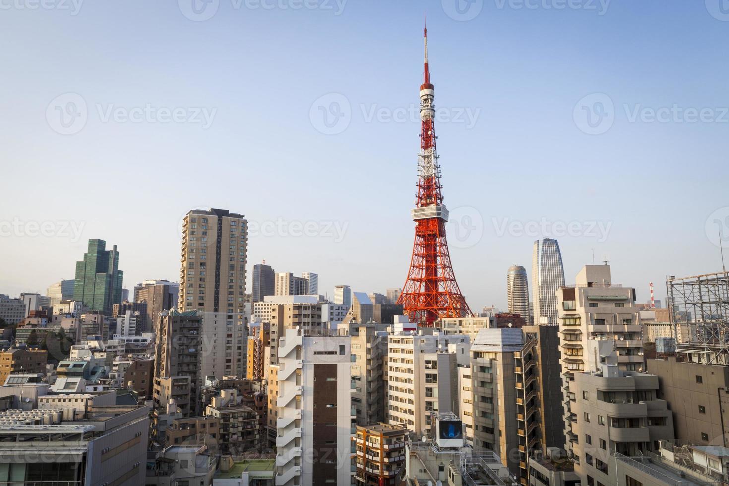 Tokyo Tower. photo