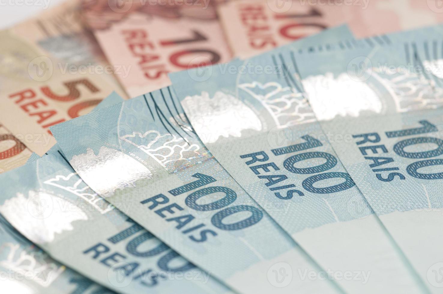moneda brasileña - real foto