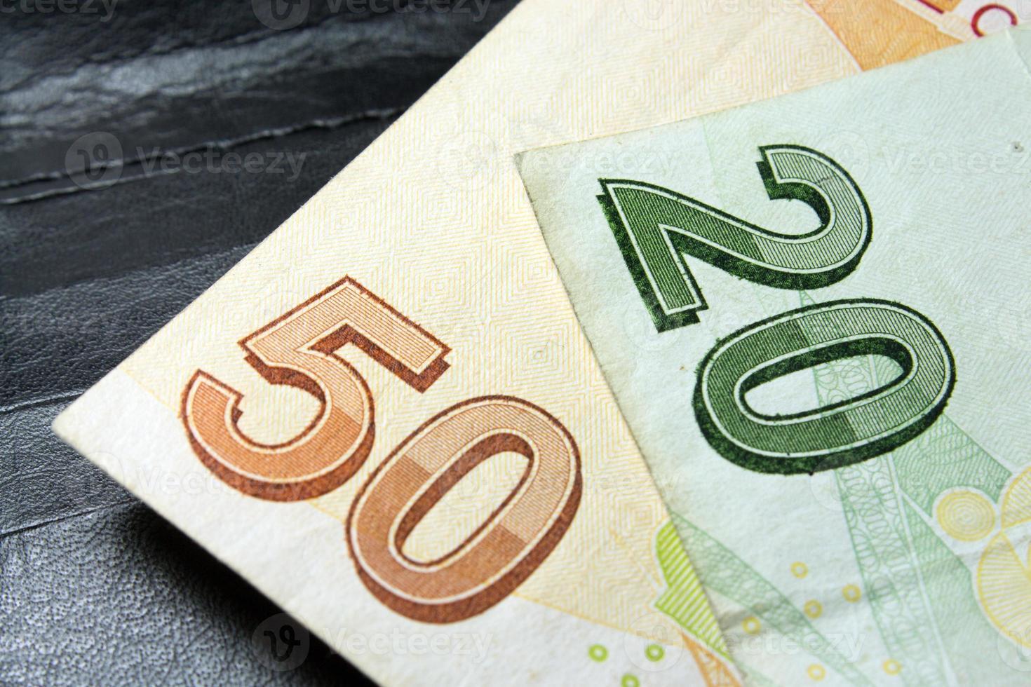 banknotes photo