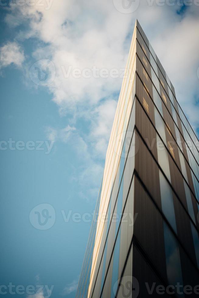 rascacielos en la ciudad de londres. foto