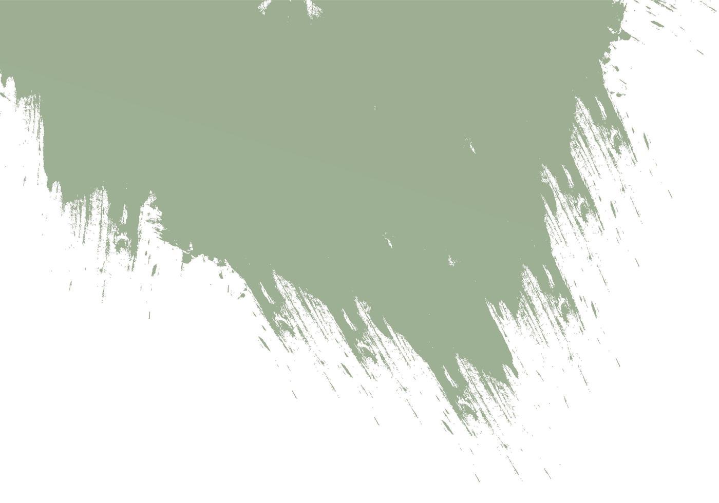 Modern Grey Grunge Upside Down Triangle Ink Stroke Texture vector