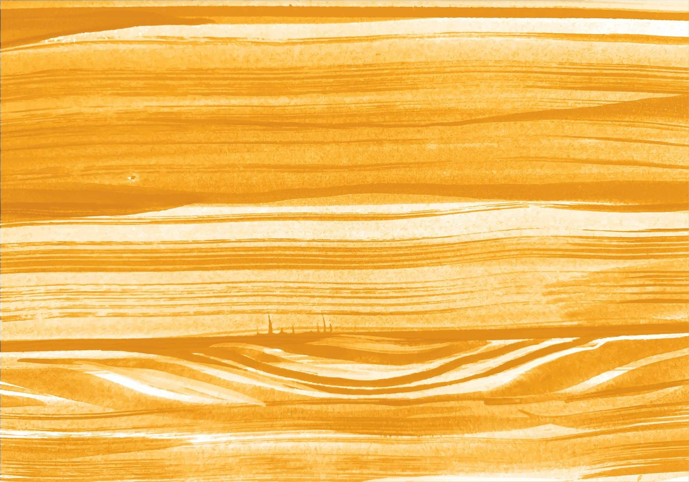 Yellow Tan Wood Texture vector