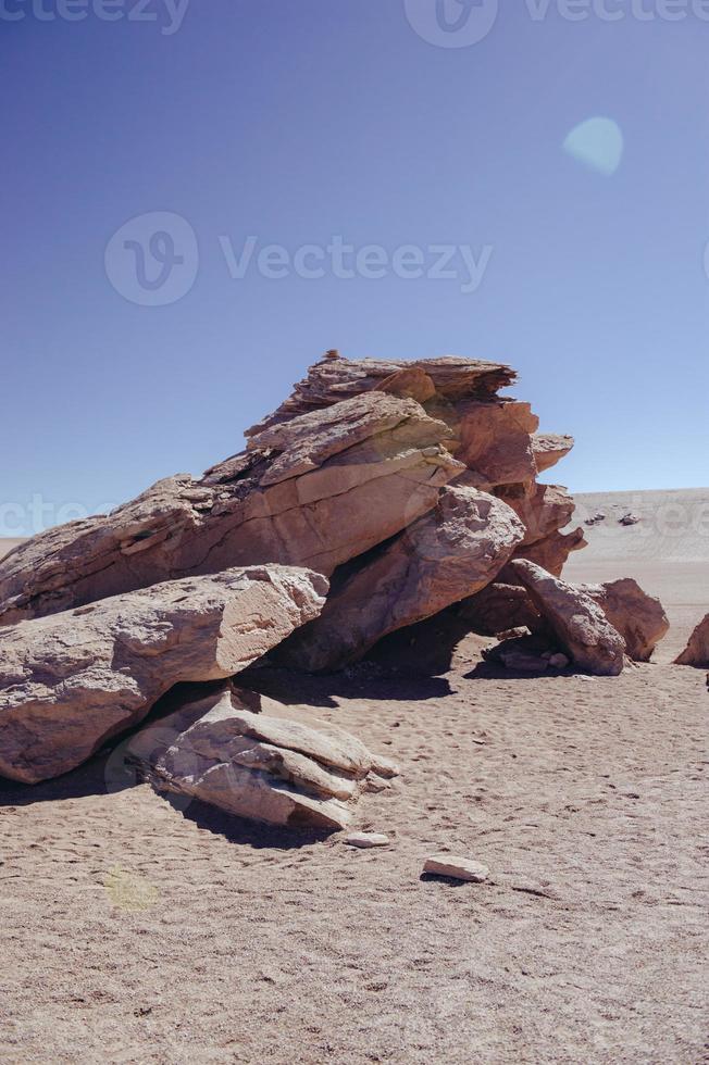 deserto de siloli foto