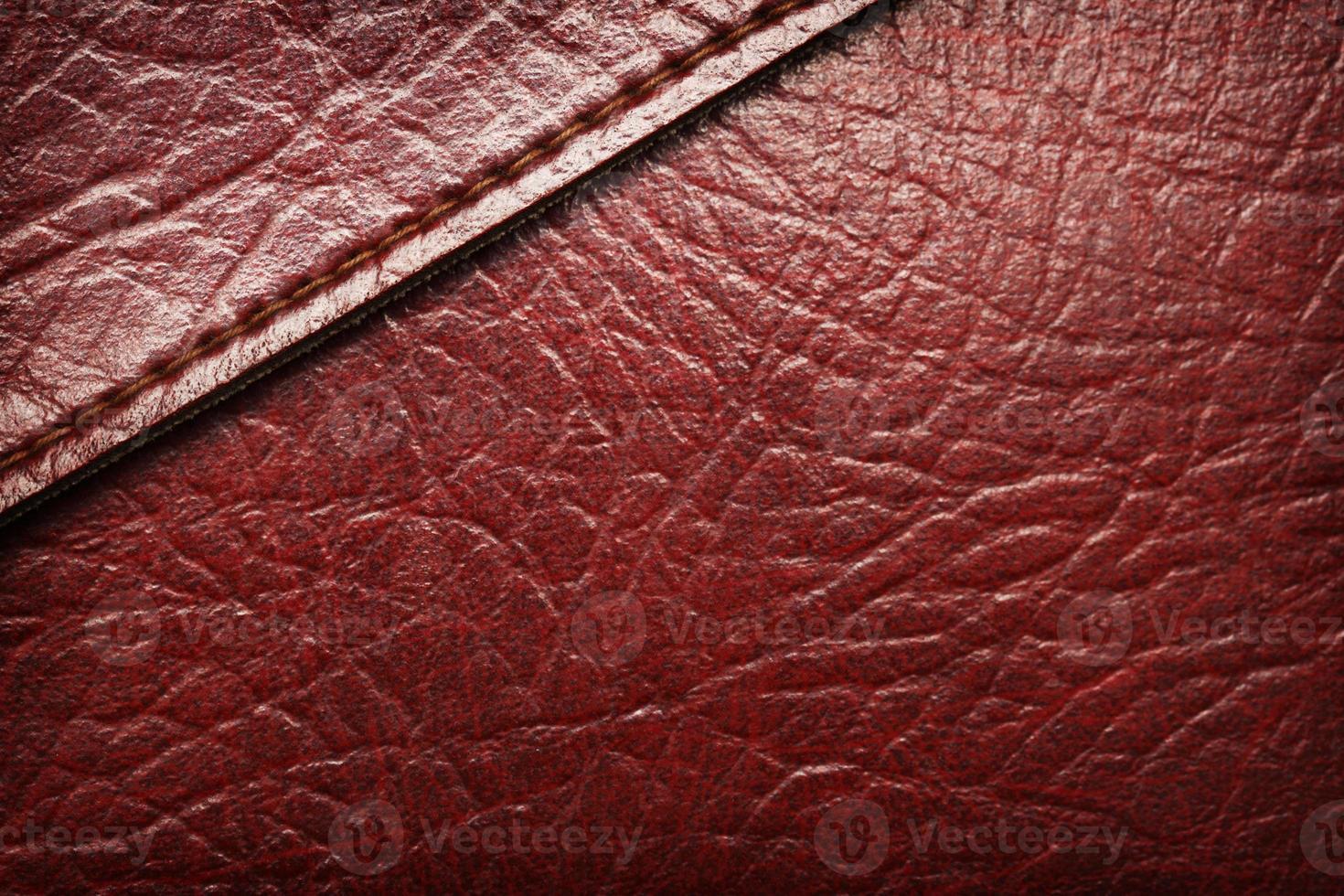 Leather background photo