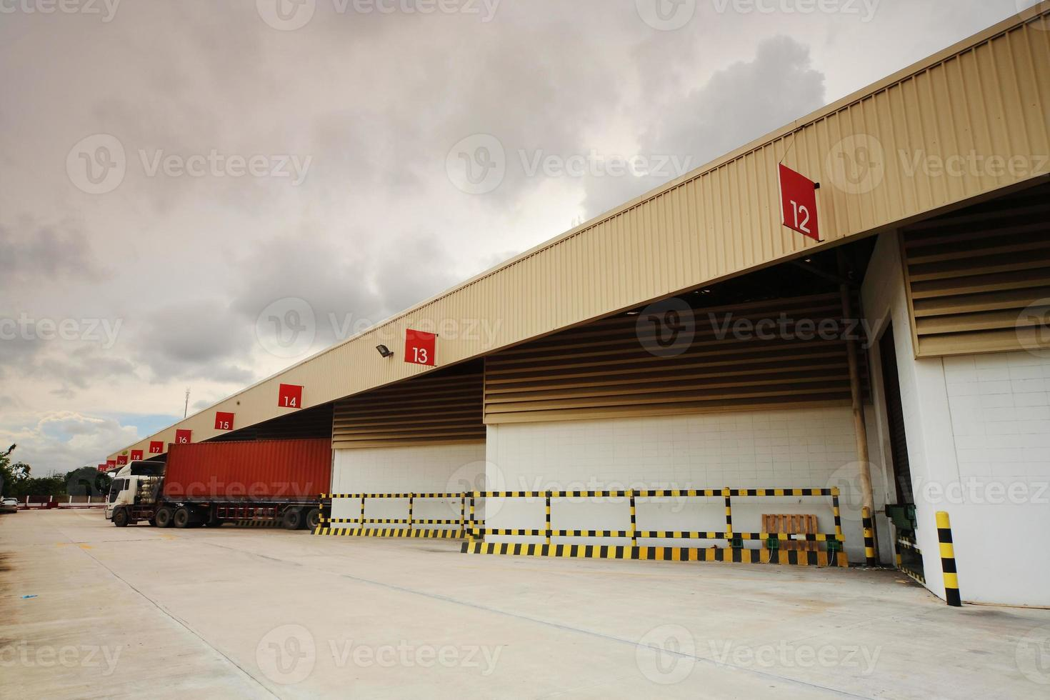 fabriek foto