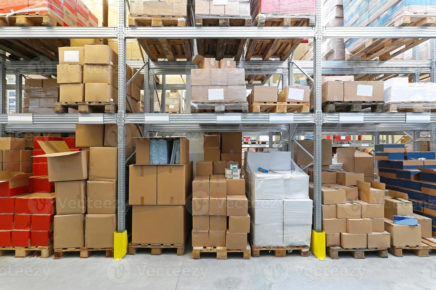 Distribution center photo