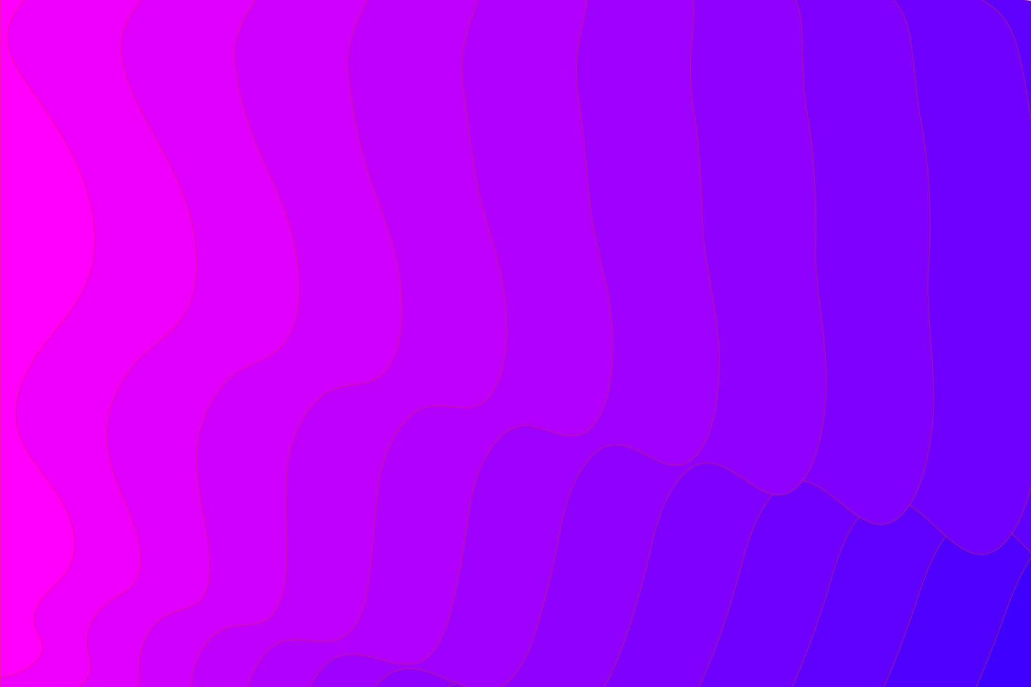 Abstract pattern wave background vector