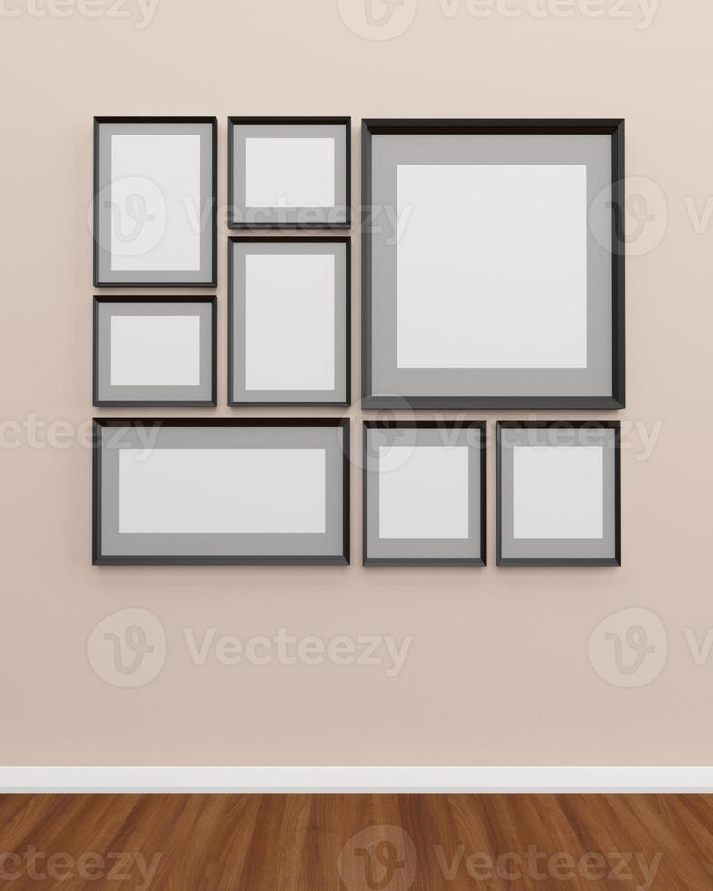 Group of Photo frames.