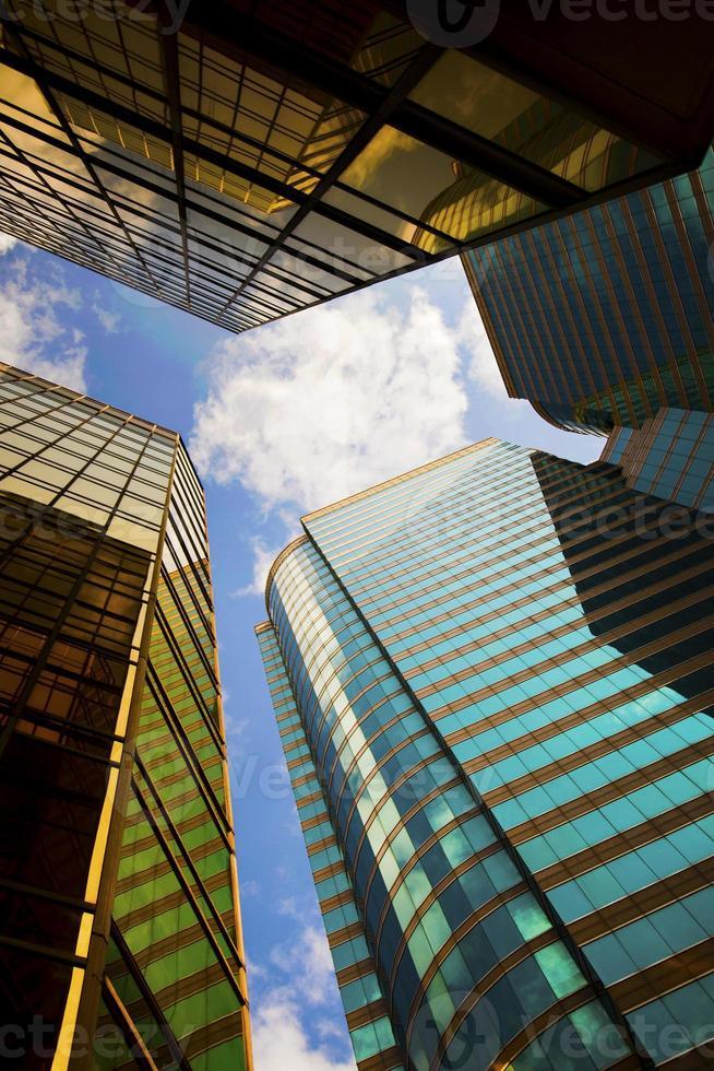 Colorful Cityscape photo