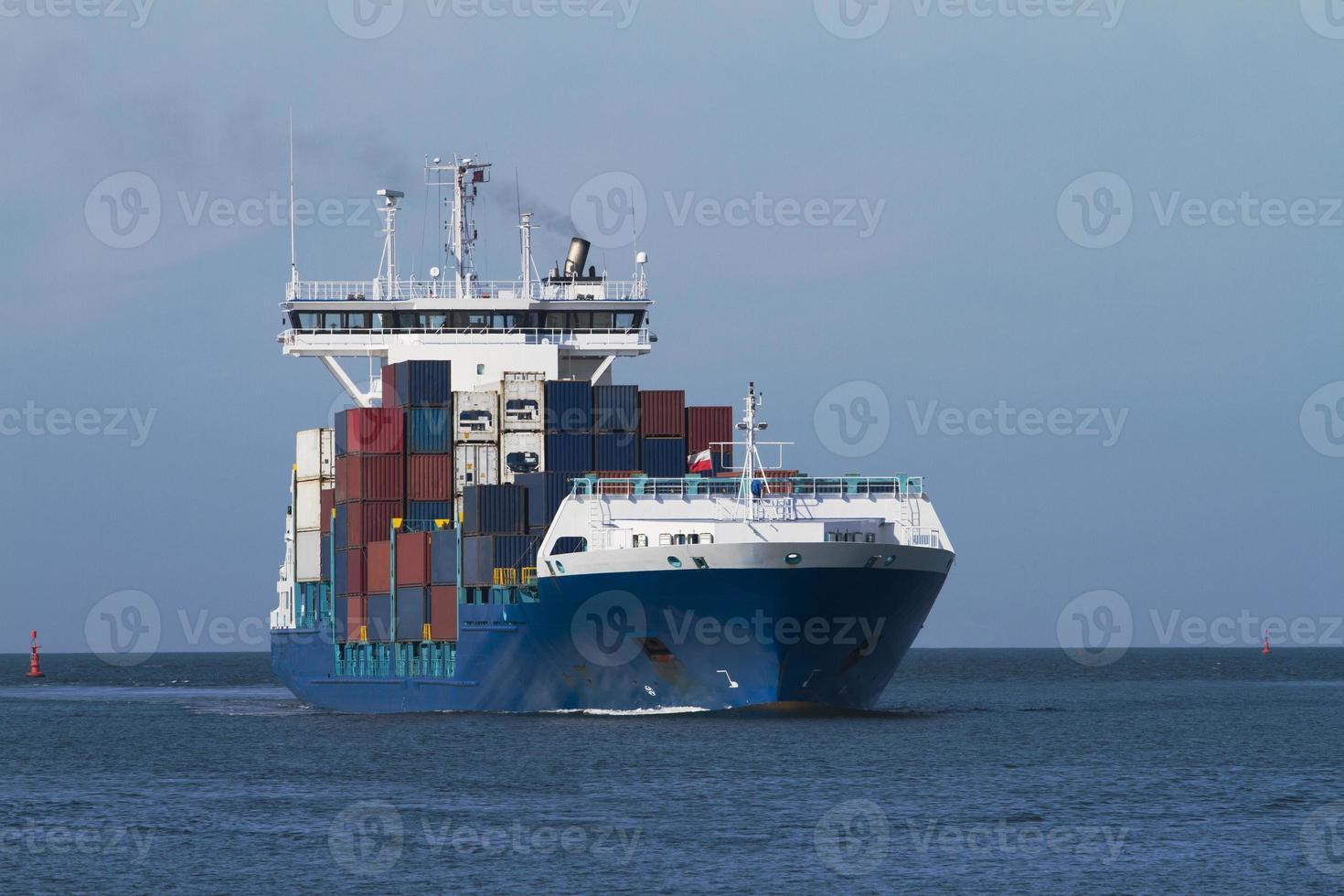 Container Cargo Ship photo