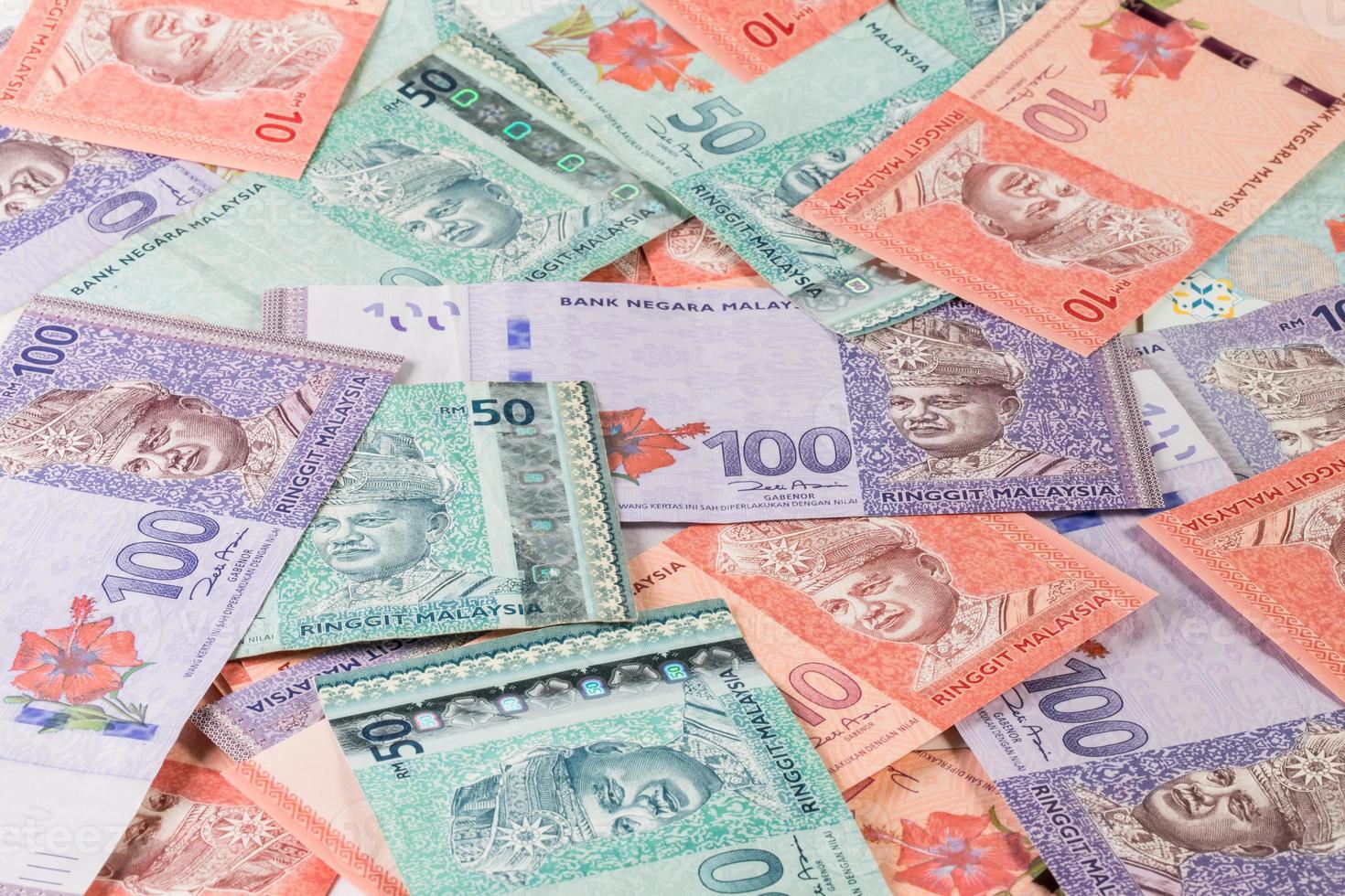 moneda de malasia foto