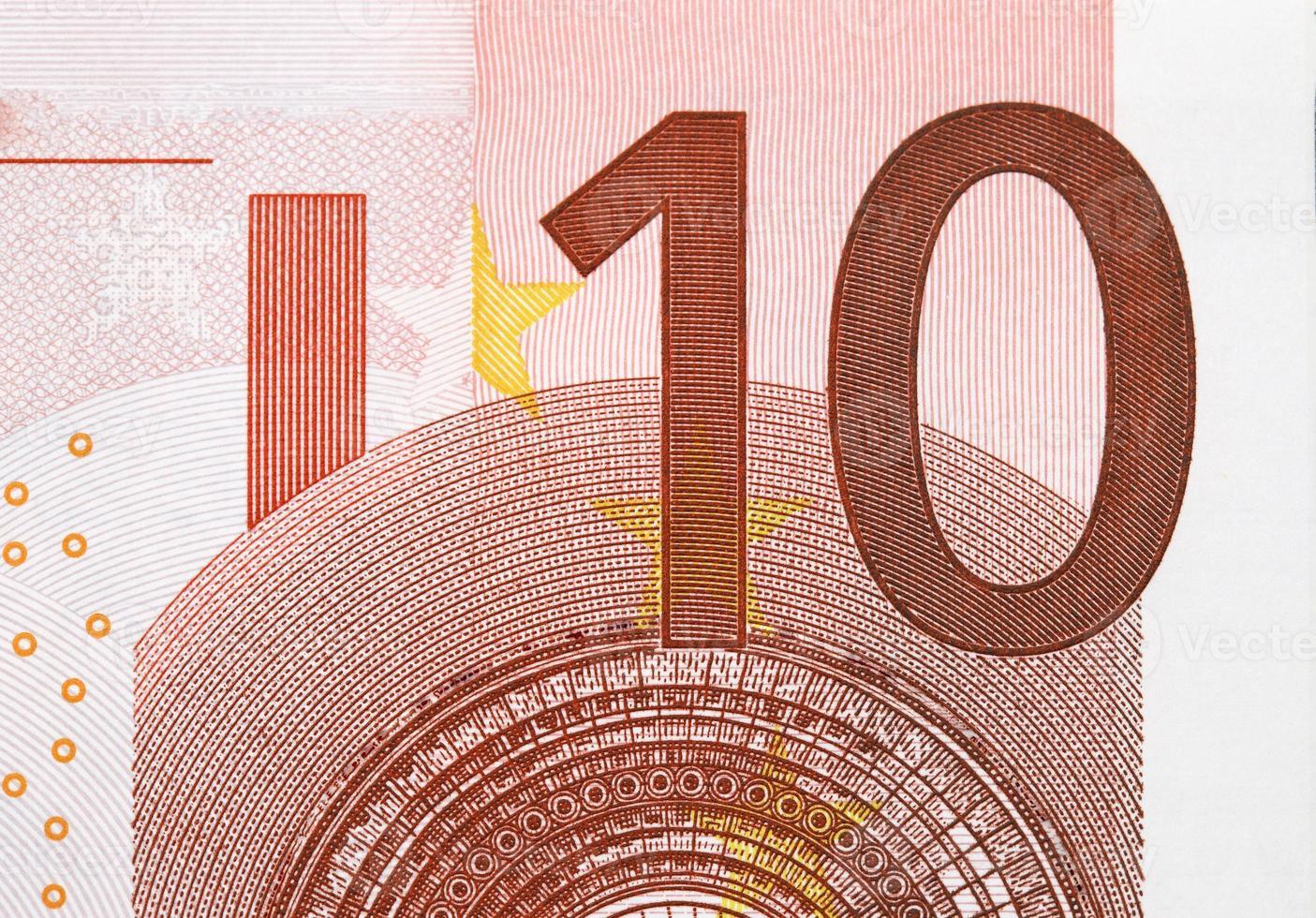 ten euros photo