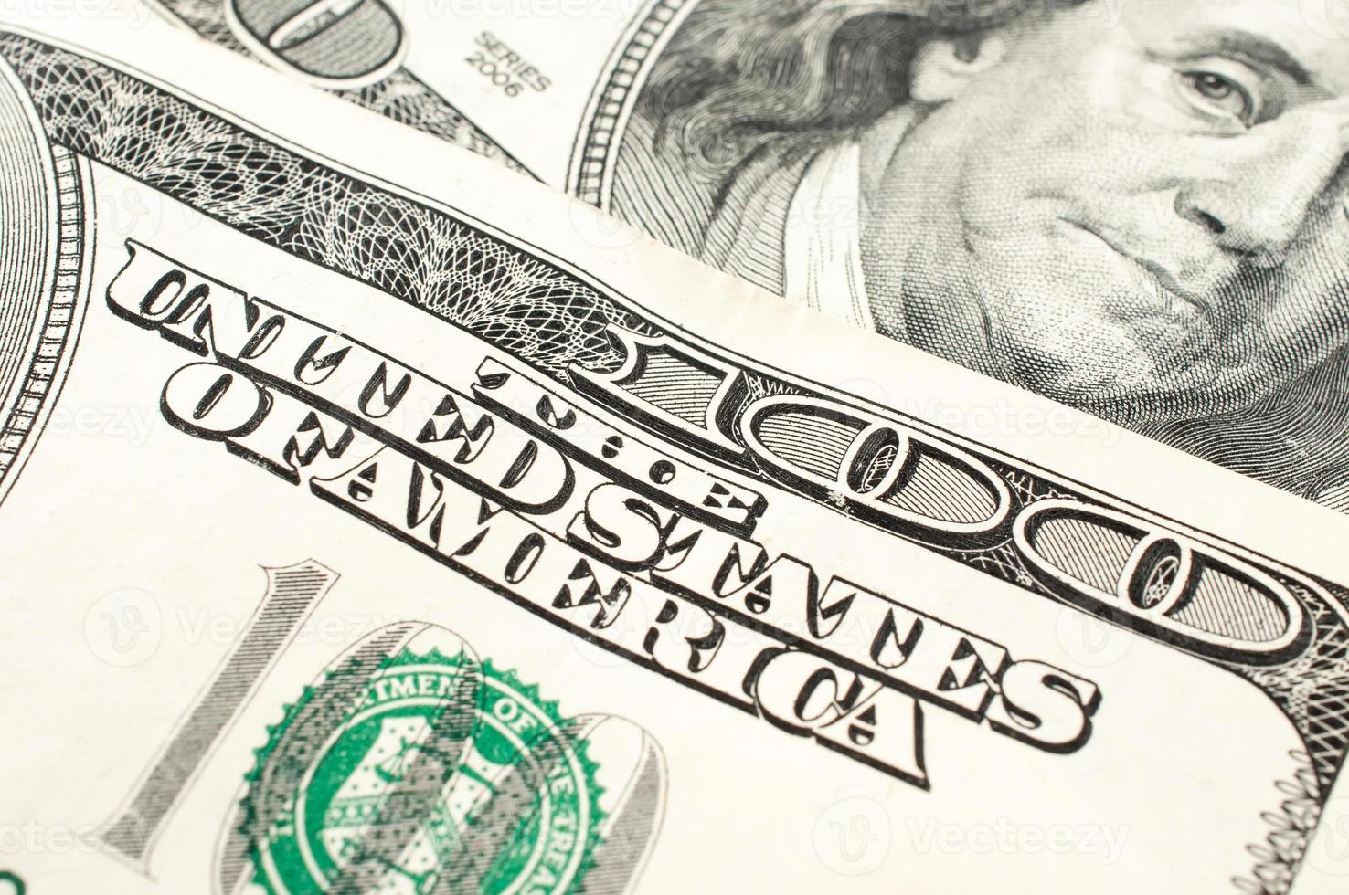 One hundred Dollar Bill photo