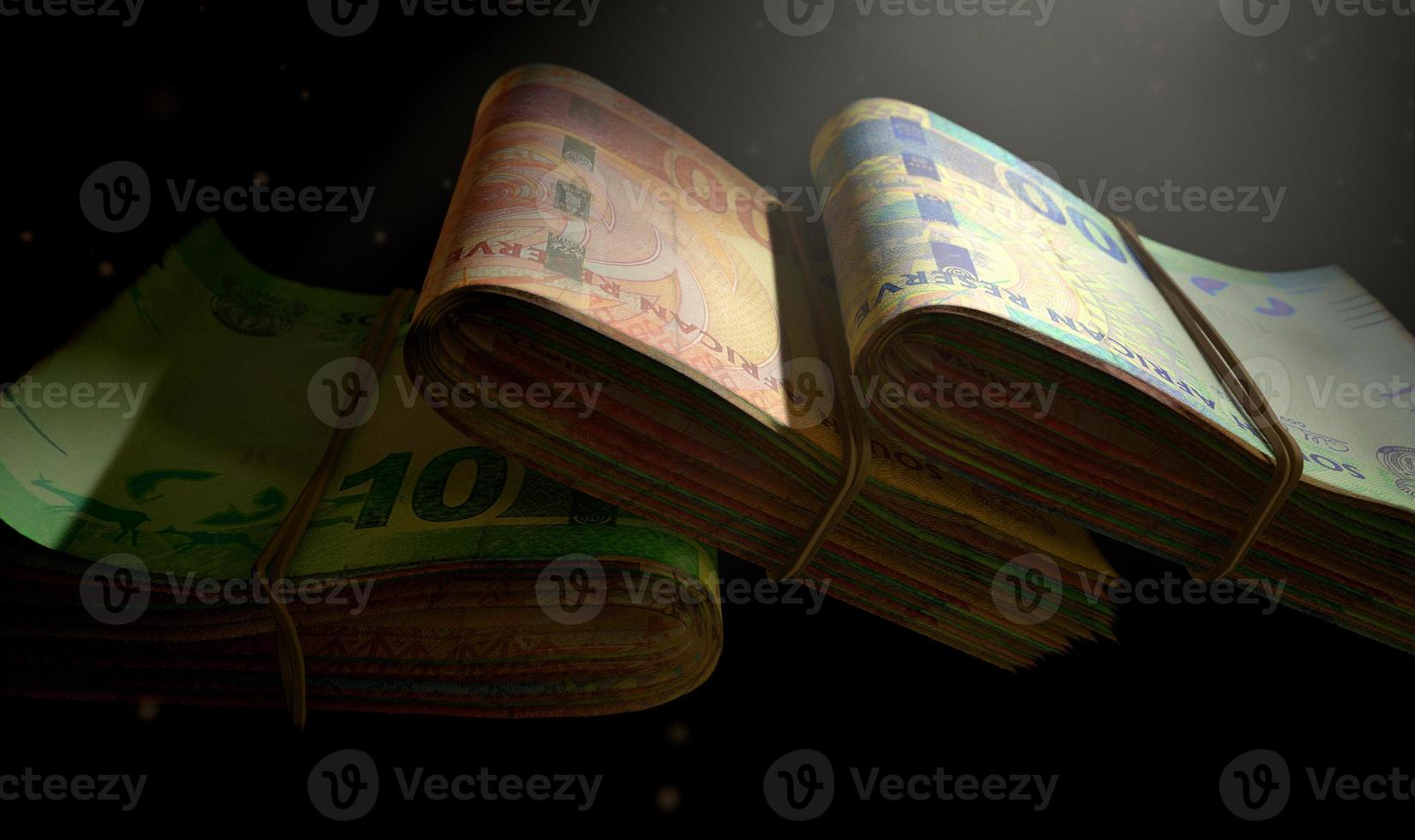 Rand Note Bundles Assorted photo