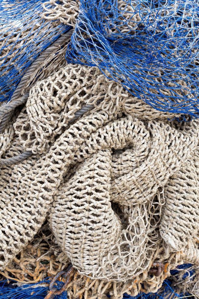 Redes de pesca foto