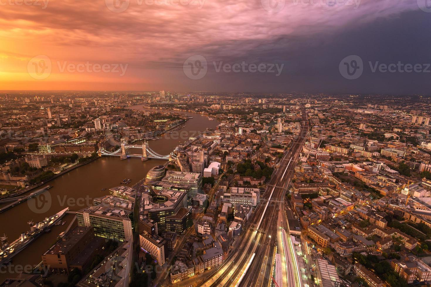London before the storm photo