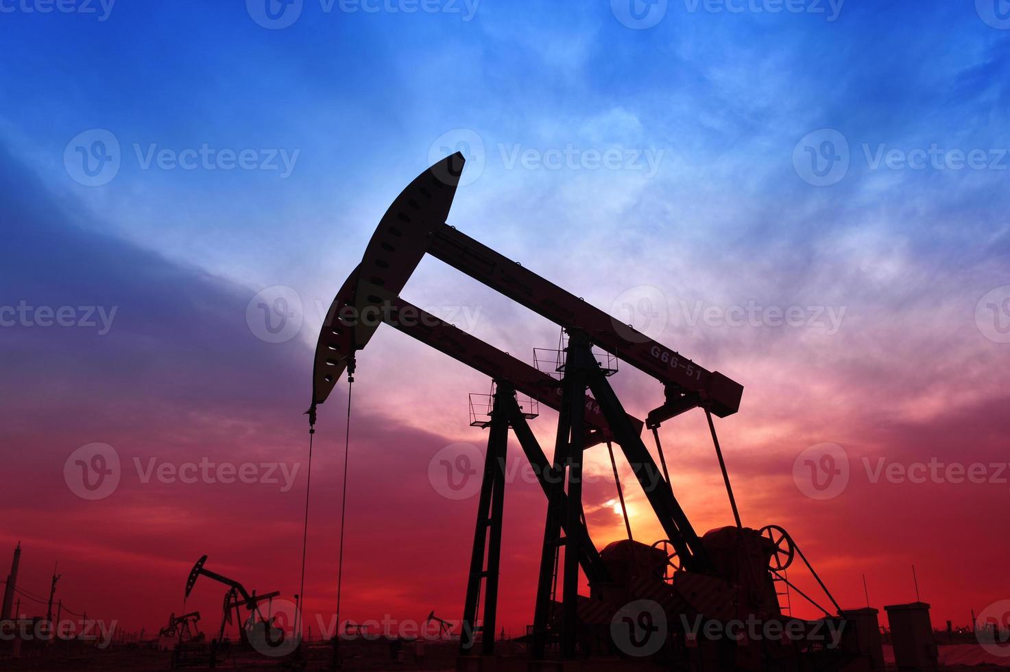 la bomba de aceite foto