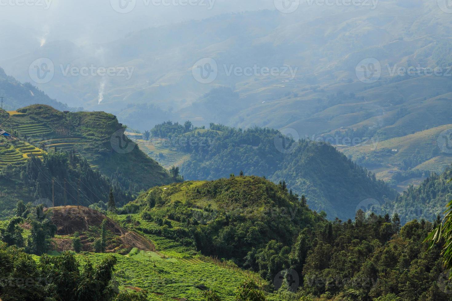 Valley Vietnam photo