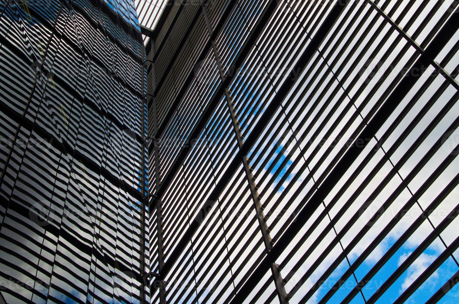 modern architecture in London photo