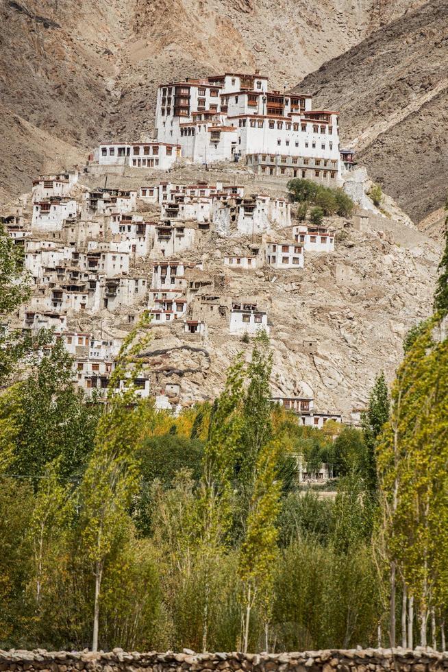 Chemdey gompa, Buddhist monastery photo