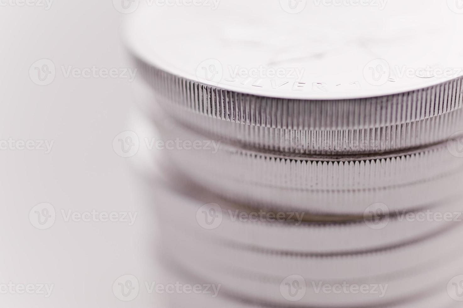 Silver Coins photo