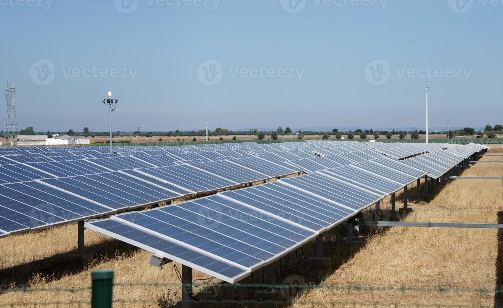 solar panels in portugal photo