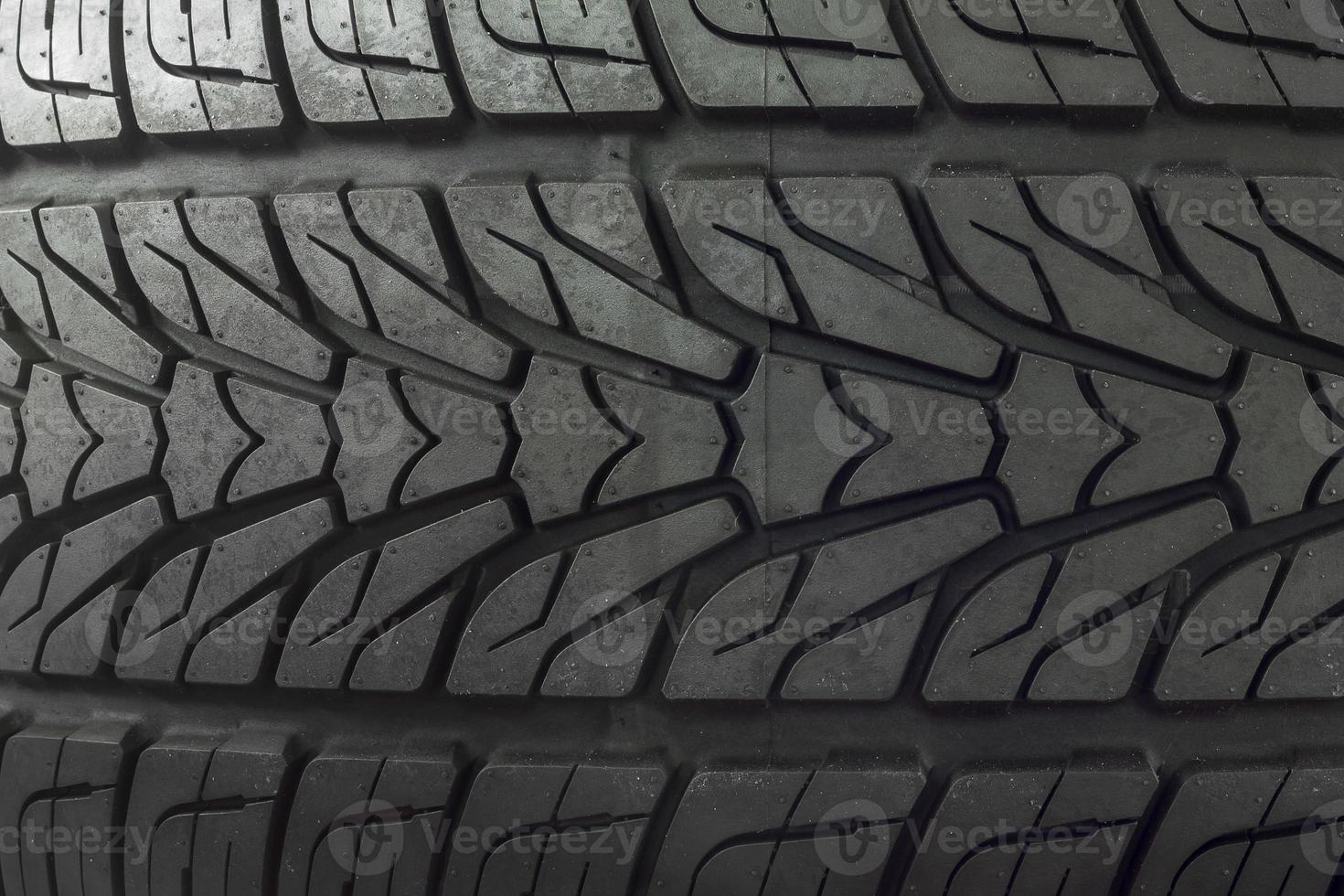 Tire textured for background. rubber photo