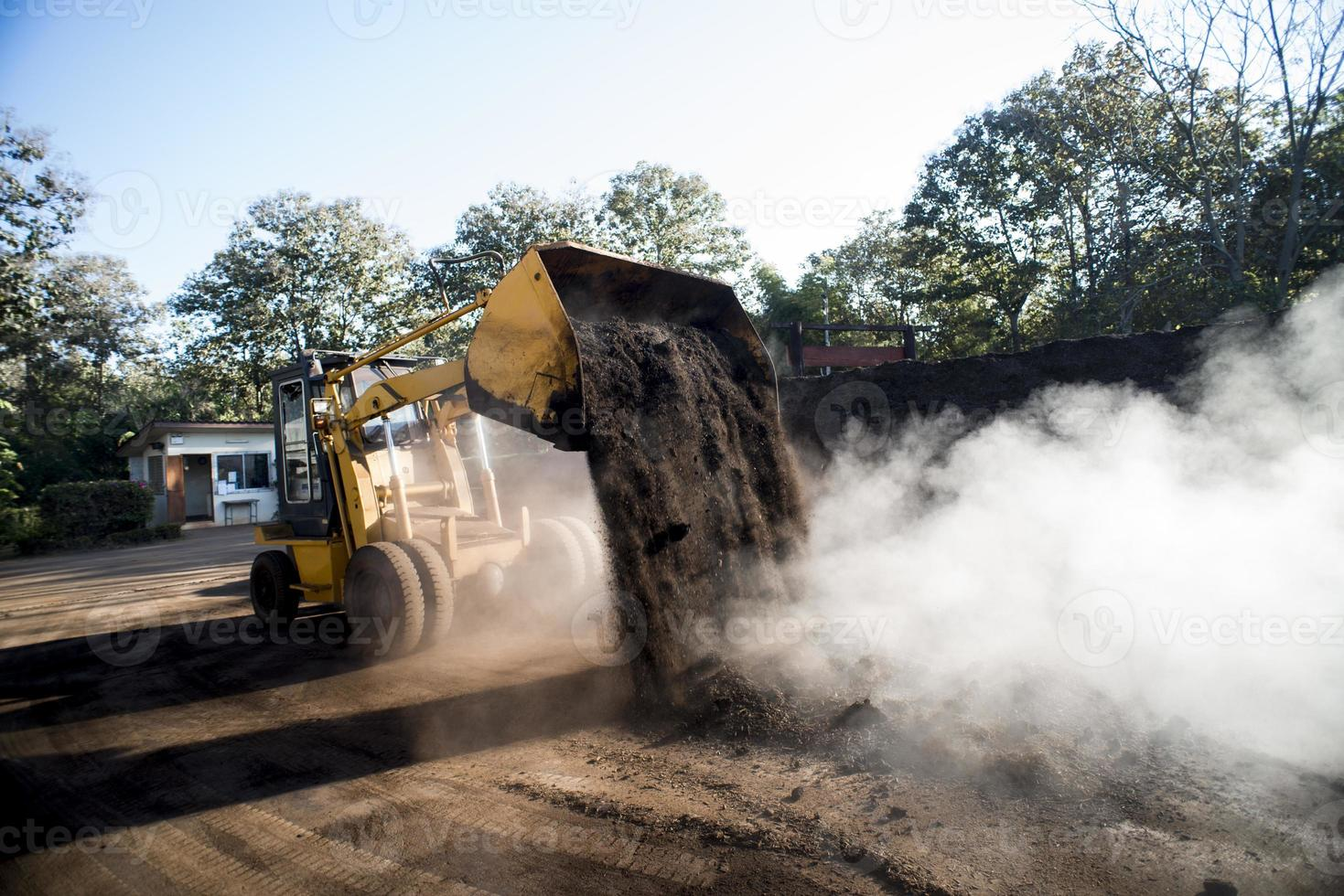 Front Loader Working photo