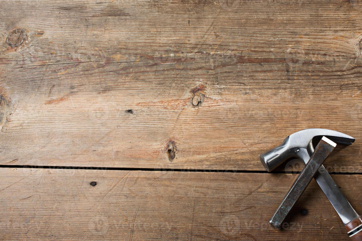 Carpentry tools photo