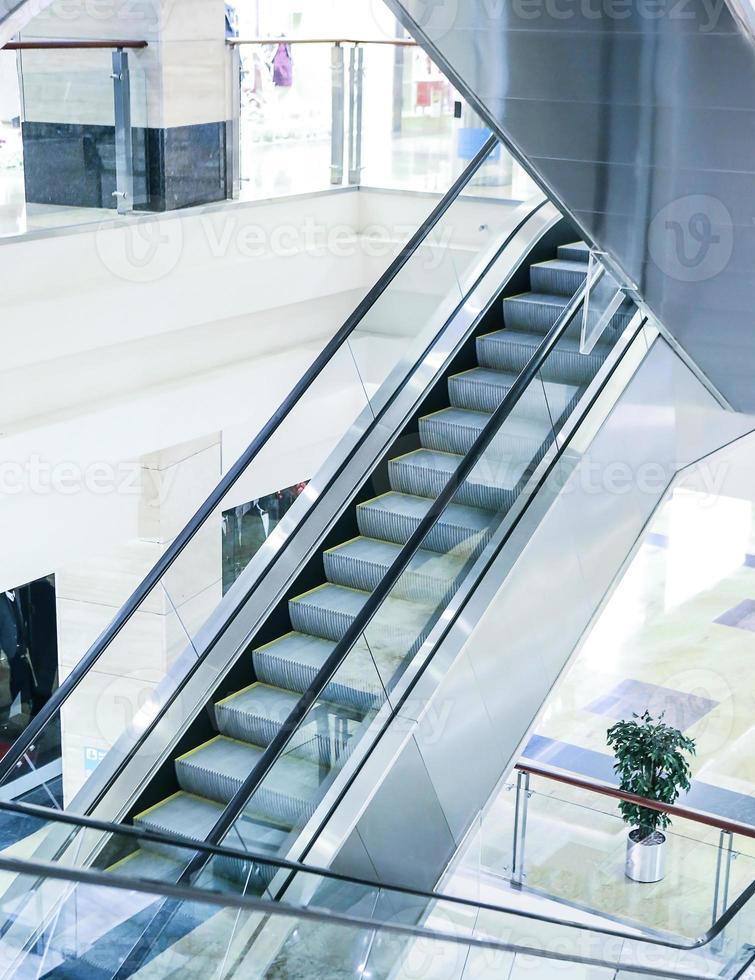escalator steps photo