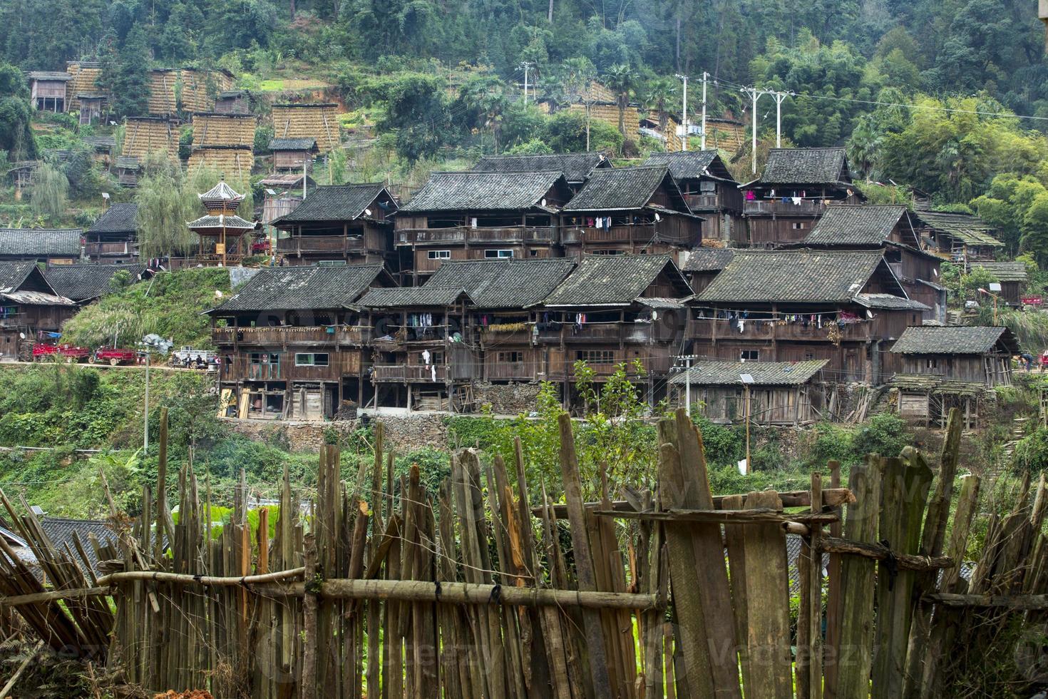 China Guizhou Sanjiang photo