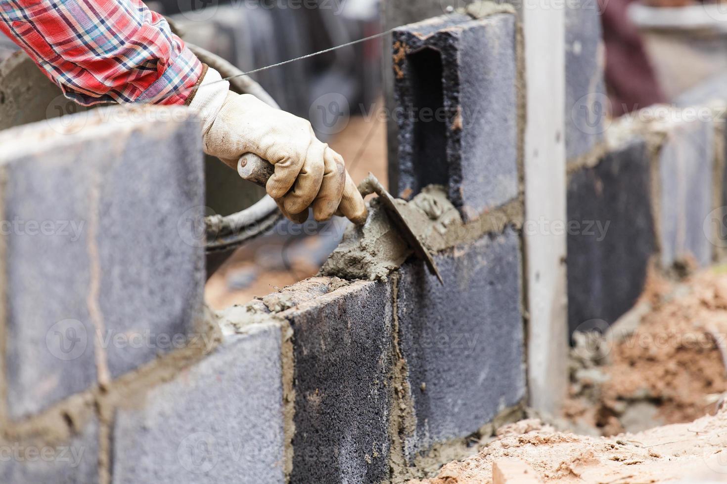 Bricklayer photo