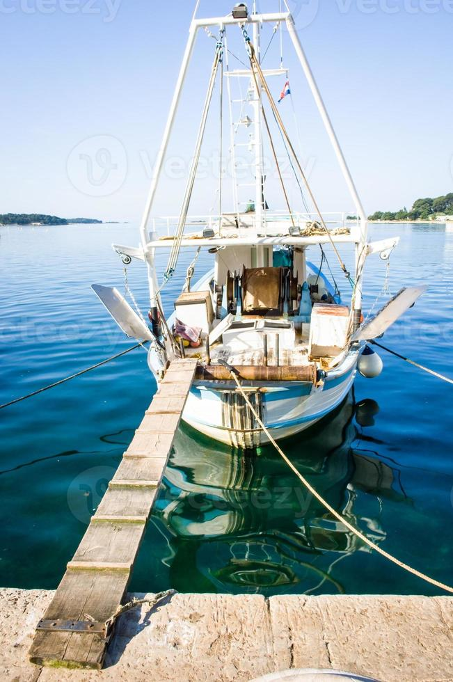 barco de jabeguero foto