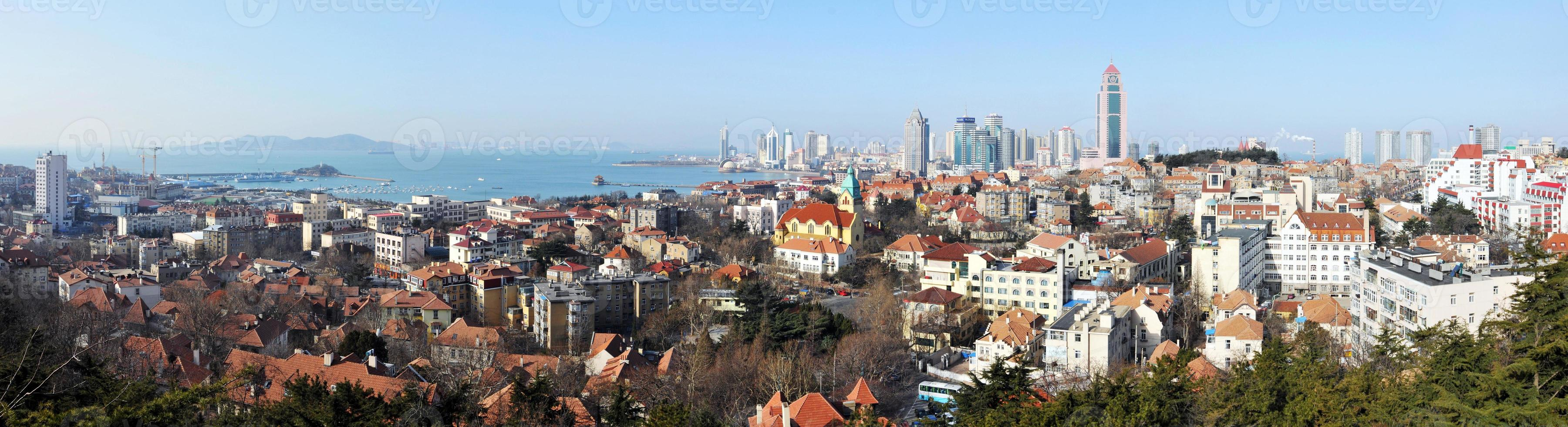 Qingdao City Panorama photo