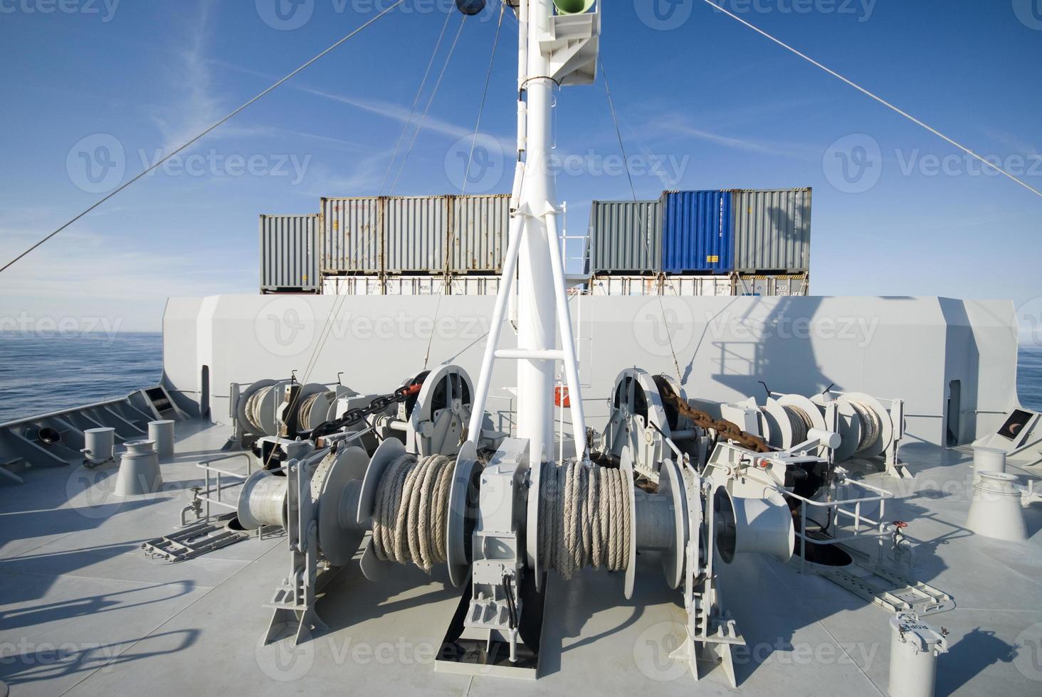 Mooring equipment photo