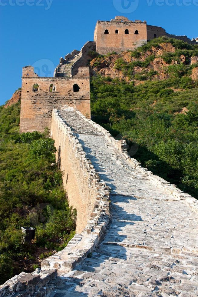 gran muralla - china foto