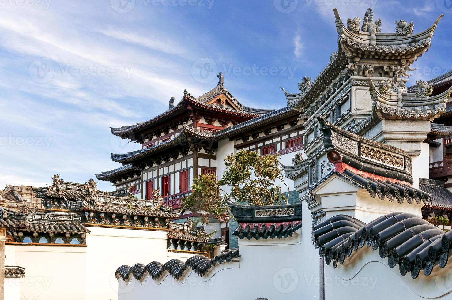 ancient Chinese architecture photo
