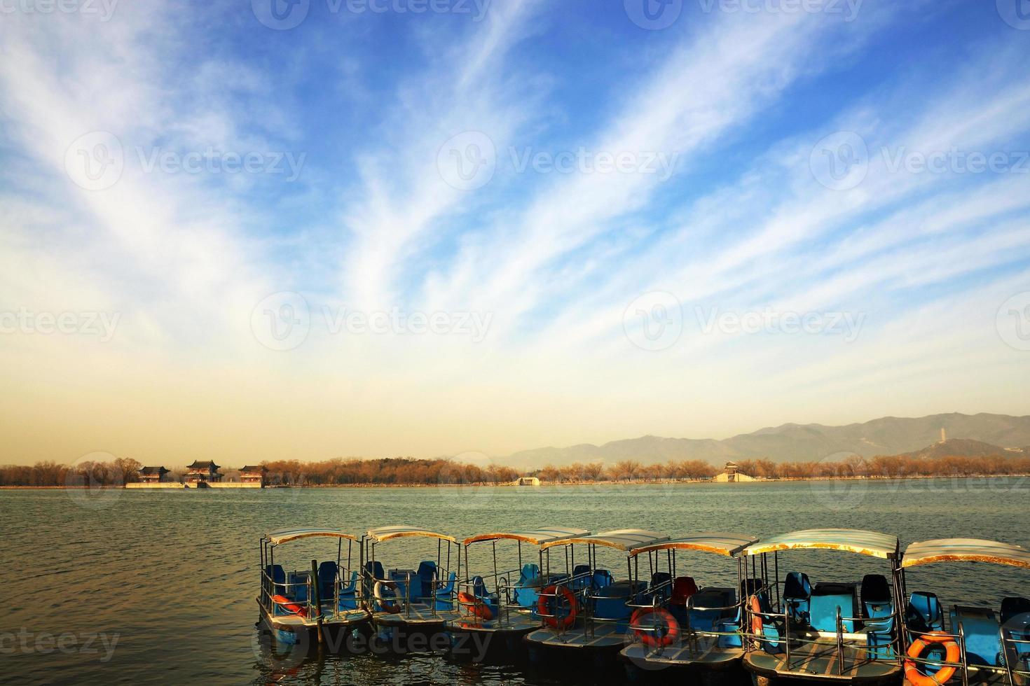 palacio de verano en beijing foto