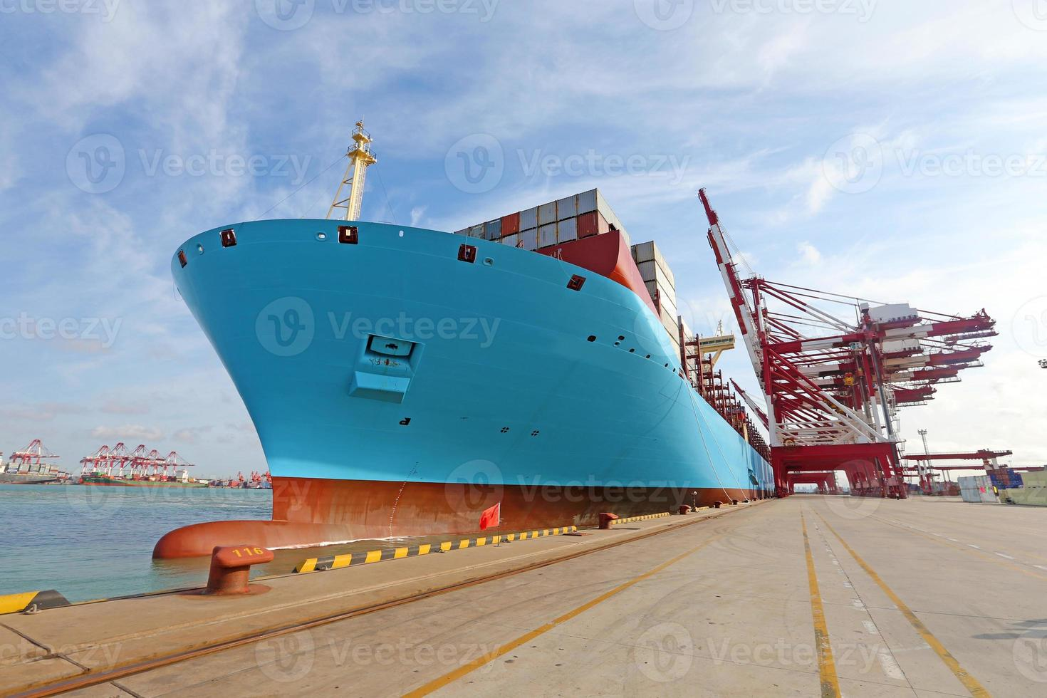 Container Terminal photo