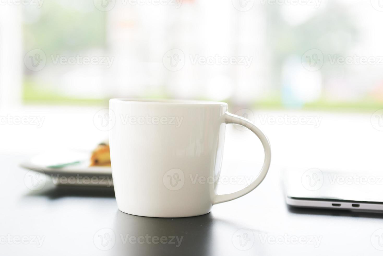 taza de cafe foto