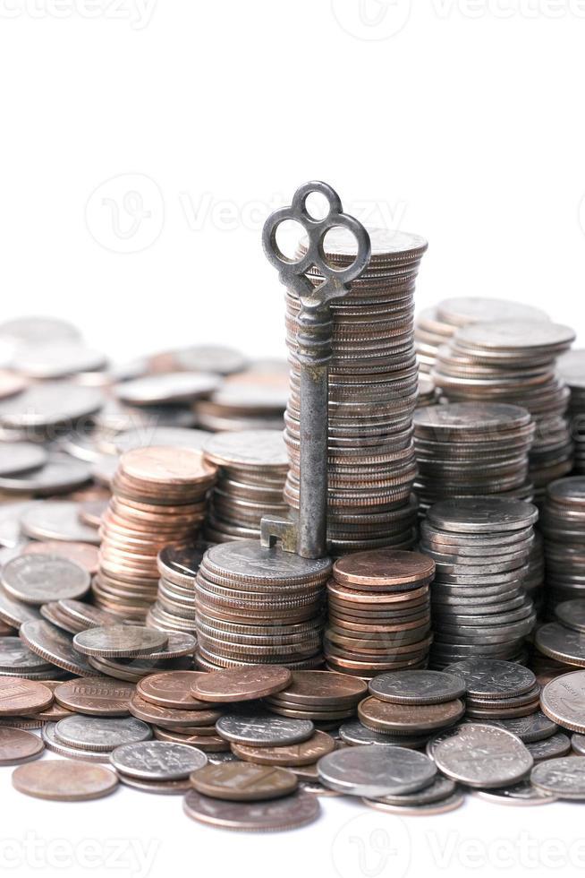 clave para el crecimiento financiero foto