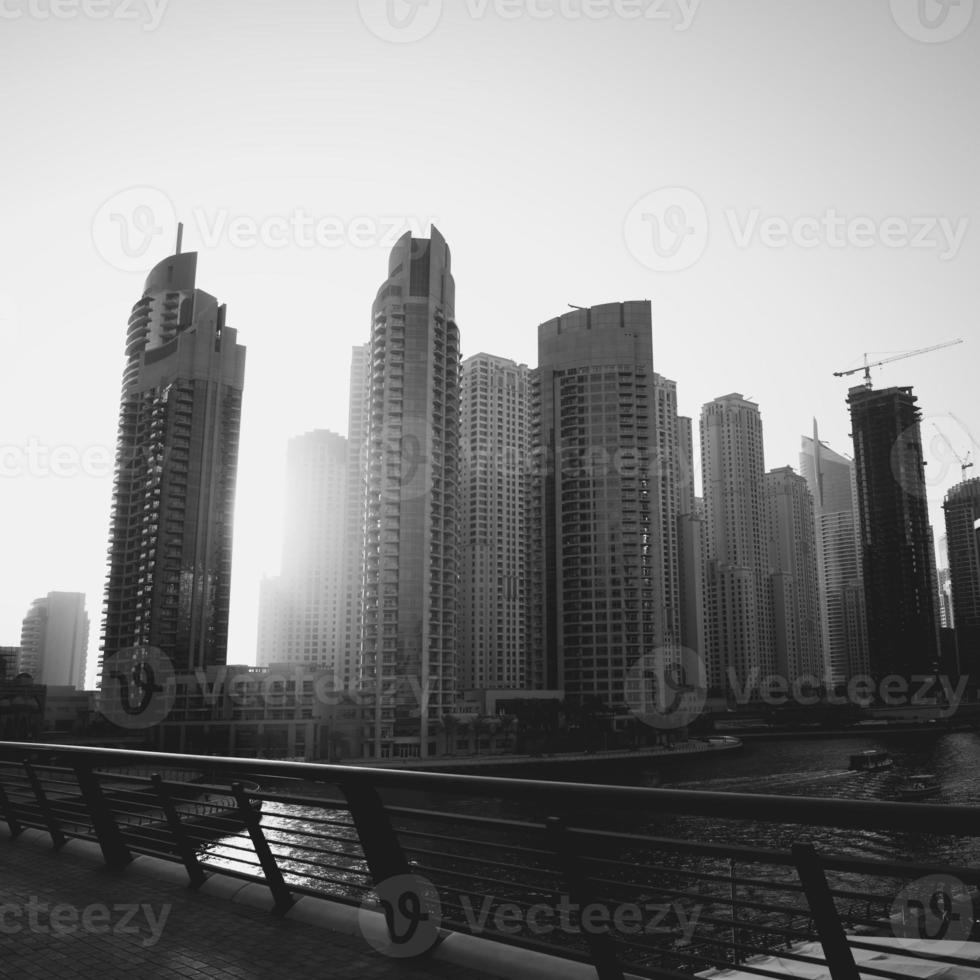 Steel beauty of Emirates. photo