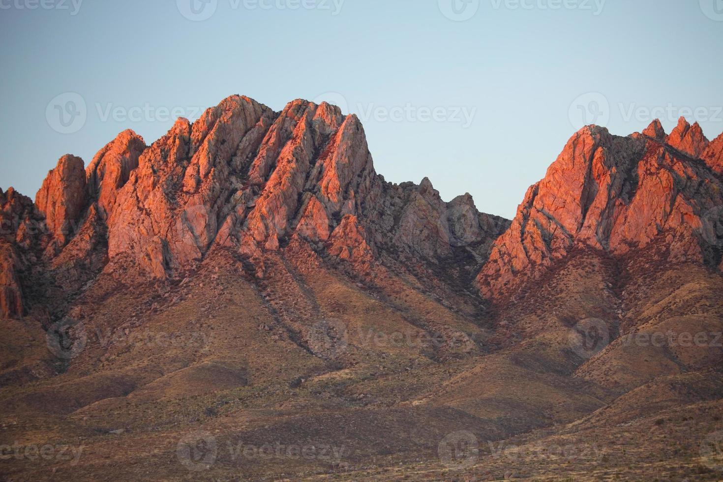 Organ Mountains photo