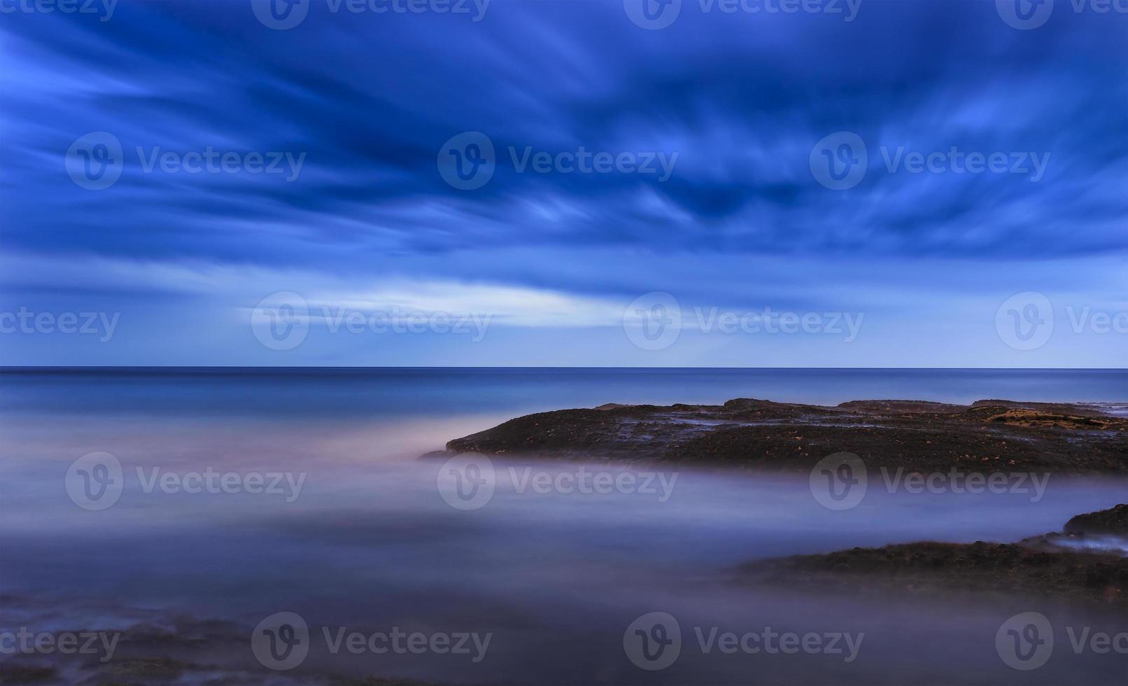 Sea Tamarama Rock Stripes photo