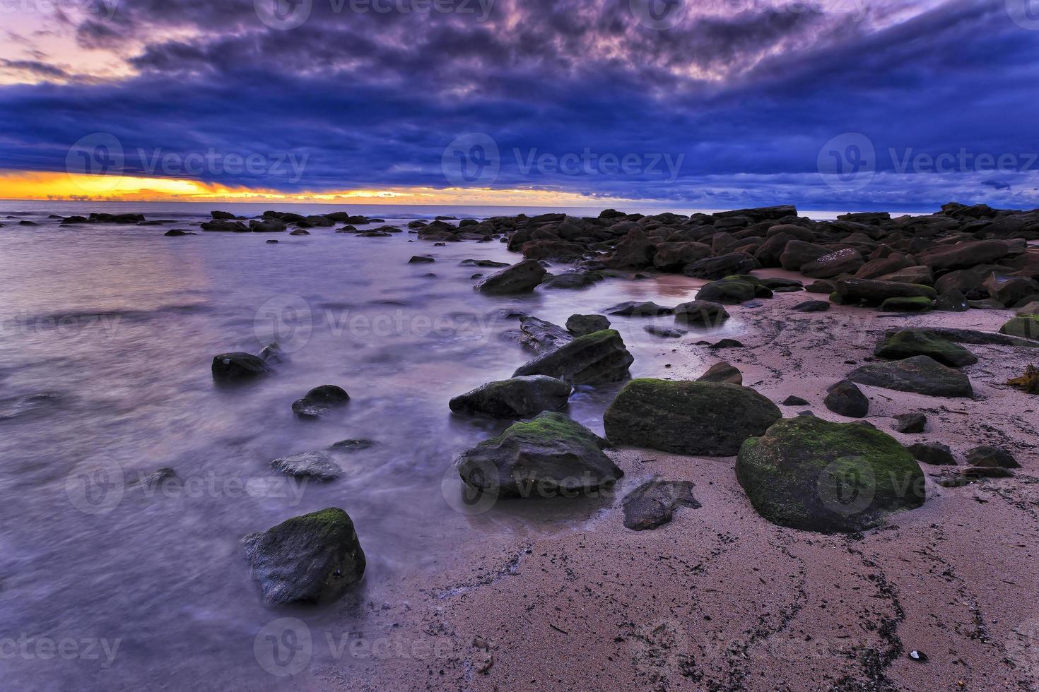 mar maroubra playa 4seg foto