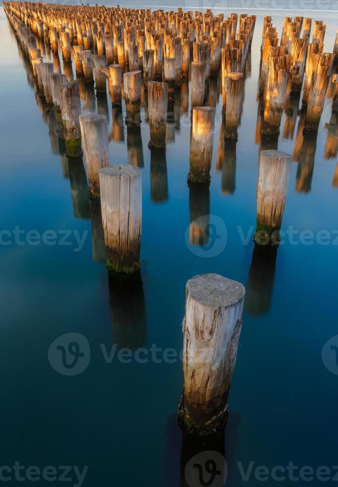 Princes Pier, Melbourne, australia photo
