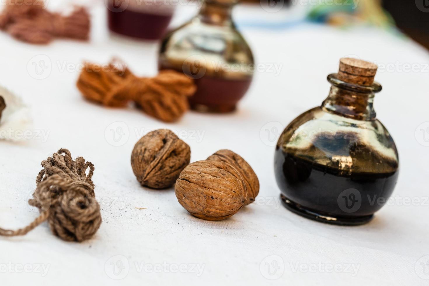 Walnut essence photo