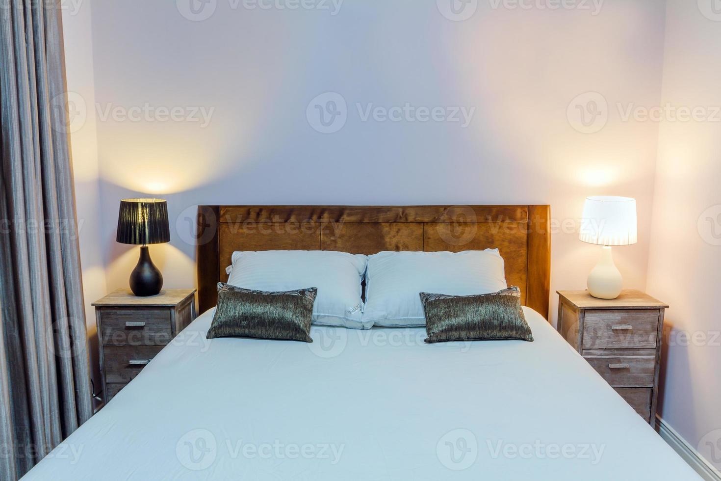 diseño de interiores de dormitorio foto