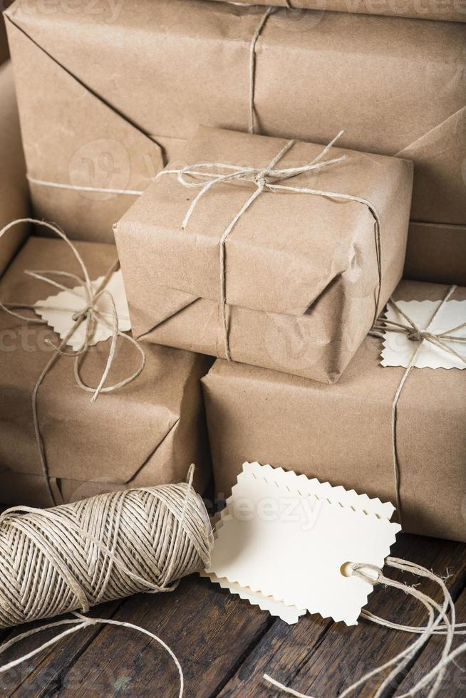 Gifts for Christmas and other celebrations and events photo